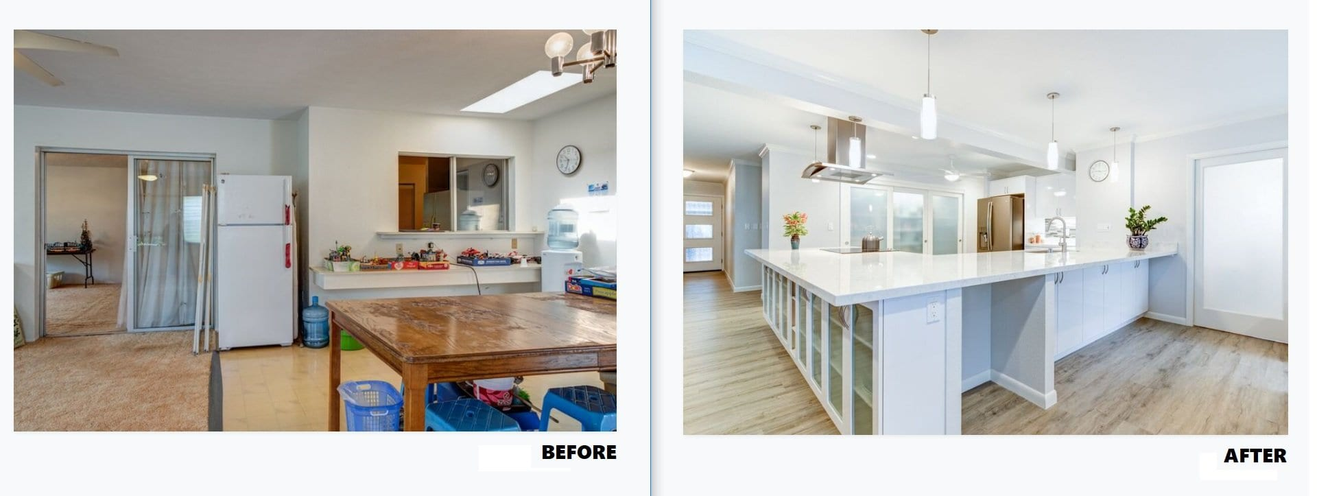Mililani Makeover Before & After 1