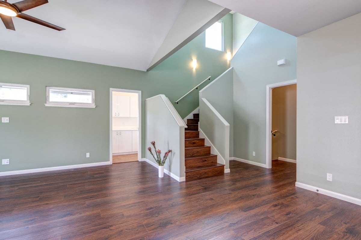 Next Generation's New Home - Great Room Stairs