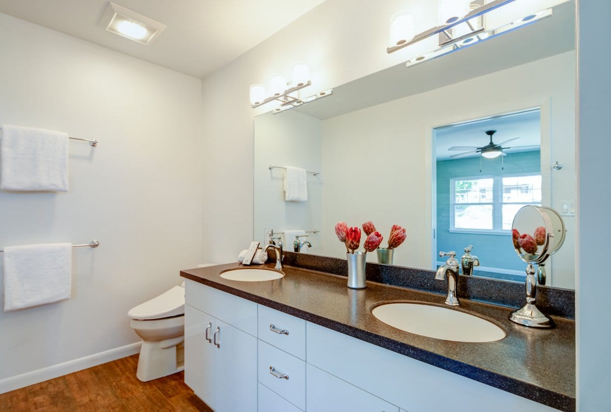 Next Generation's New Home - Master Bathroom