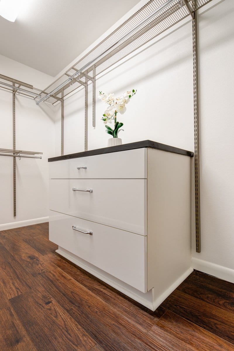 Next Generation's New Home - Master Bedroom Walk-in Closet