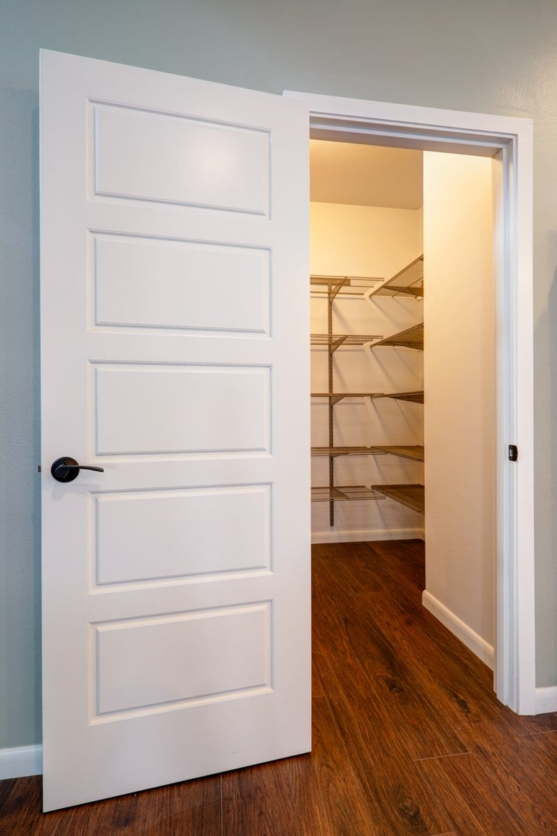 Next Generation's New Home - Walk-in Pantry
