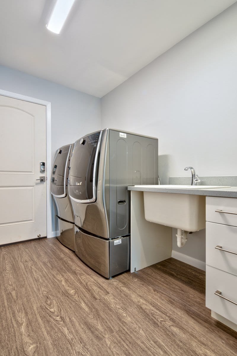 Attractive Accessibility - Laundry Room