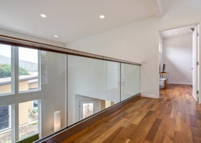 Executive Home - Glass Rail