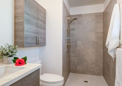 Kaimuki Remodel-Addition - Accessible Bath