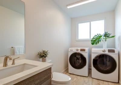 Kaimuki Remodel-Addition - Laundry Room