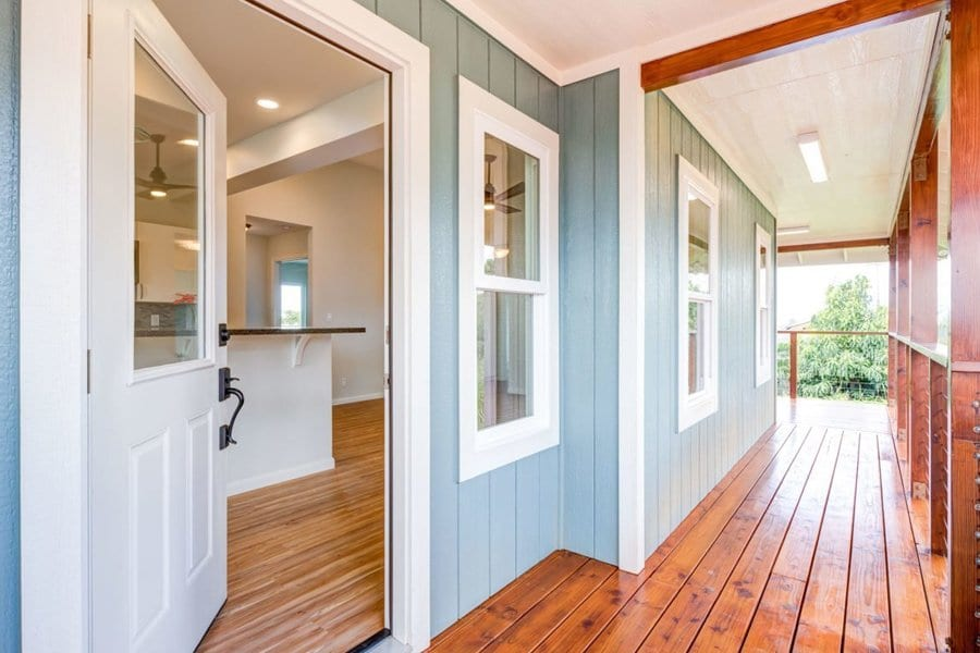Rebuilt Residence Brings Home Island Living
