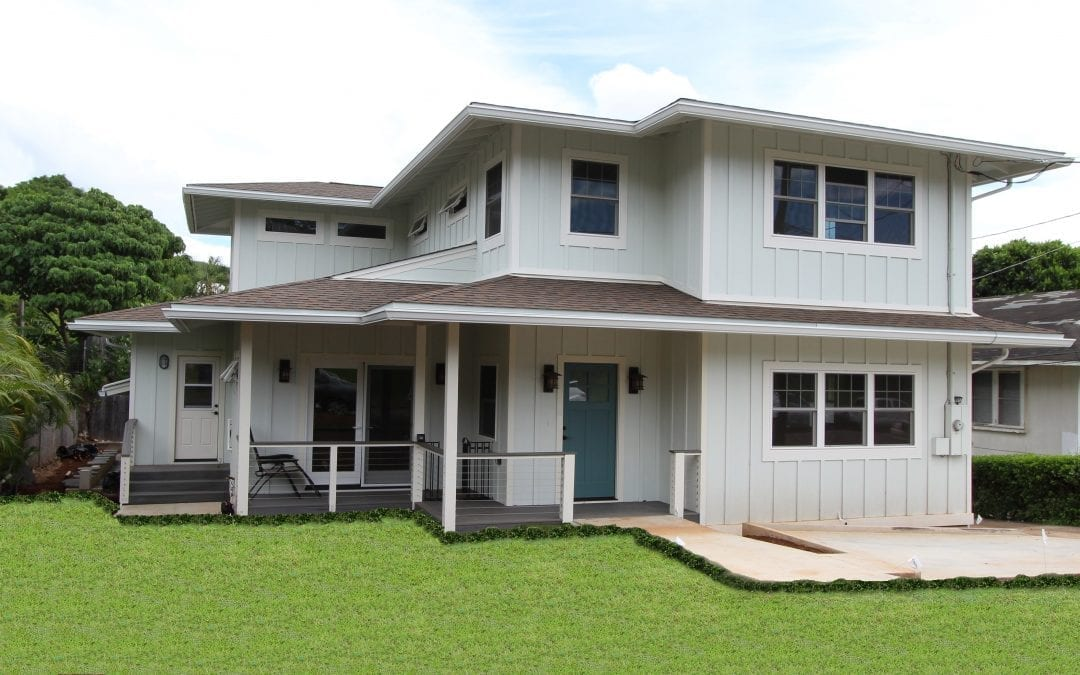 New home fits right in historic neighborhood – Honolulu StarAdvertiser