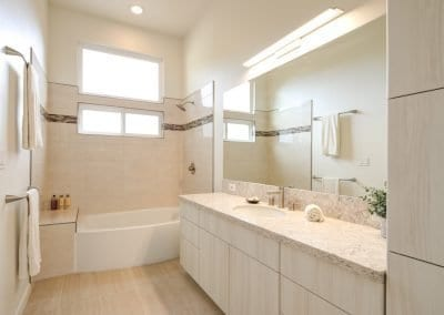 Executive Home - Master Suite Bathroom