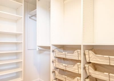 Executive Home - Master Closet