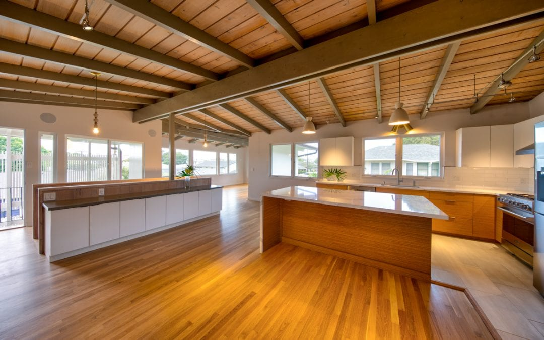 Remodel blends old with new – Honolulu StarAdvertiser
