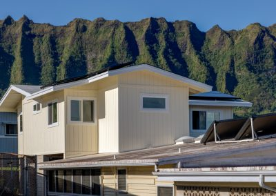 Multigenerational addition sits at the foot of the Koolaus